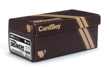Cardboy by Mark James