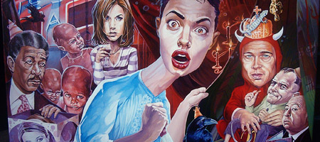 David MacDowell joins AMF Gallery & Thinkspace