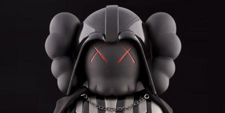 KAWS Darth Vader Companion