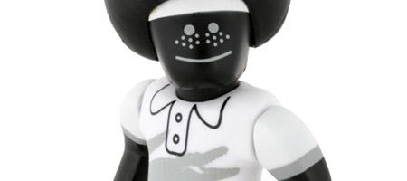 Lacoste x Kidrobot x eBoy