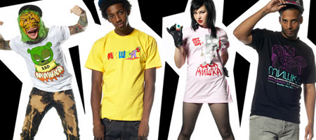 Mishka Online Exclusive Tees