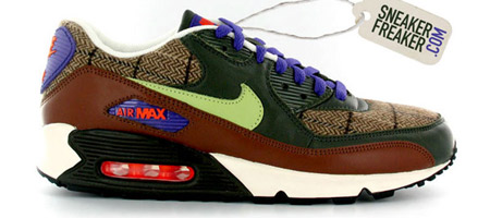 Air Max 90 tweed