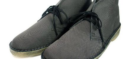 Ballistic Nylon Desert Boots