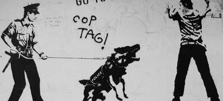 """""""Cop Tag"""""""