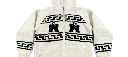 3 Castles Sweater