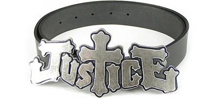 Justice vs. Revolver Belt