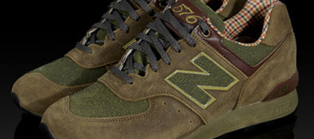 New Balance Fall '07 Tweed Pack