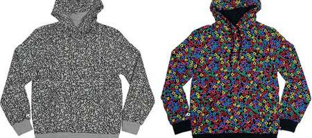 Nike Alphabet hoodies