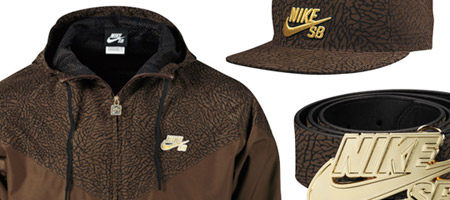 Nike SB Brown Elephant Pack