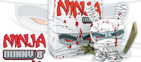 ninja dunny