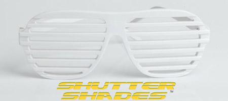 Shutter Shades!