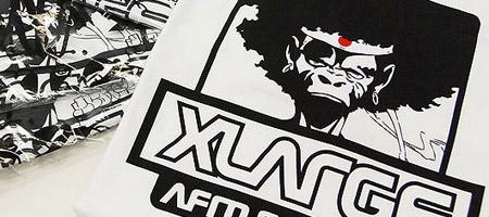 XLarge Afro Samurai T-shirt