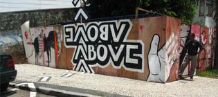 """""""Above"""" in Brazil"""