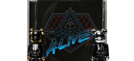 Daft Punk Bearbrick & CD Boxset