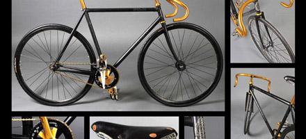 Fuji x Obey Fixed Gear Bike