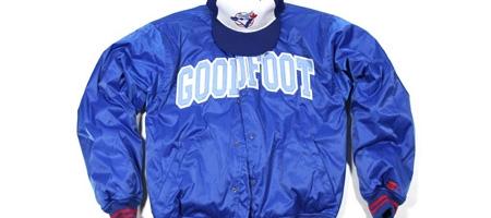 Goodfoot x Starter Jacket