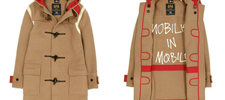 Stüssy x Gloverall Duffle Coat
