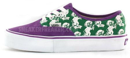 Vans Skating Monkey Pack