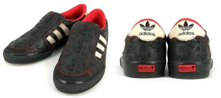Adidas x Andrew Pommier - Superskate Vulcan Slip