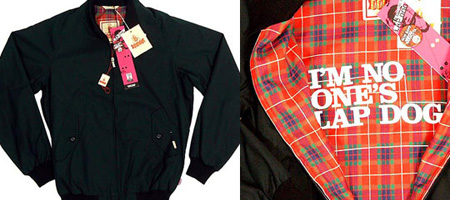 Baracuta G9 Limited Punk Edition