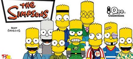 Bart Simpson 3″ Mania Qee Series 2