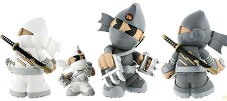 Huck Gee X Kid Robot