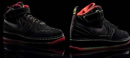 Air Jordan Force Fusion XII Premier - Green Bean