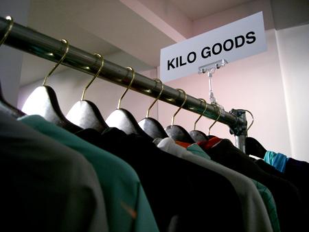 kilo goods at united