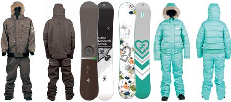 LRG x Forum Snowboards x Special Blend