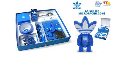 Toy2R x Adidas Consortium Series