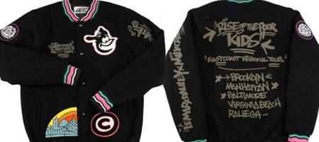 Milkcrate x Lemar & Dauley Varsity Jacket