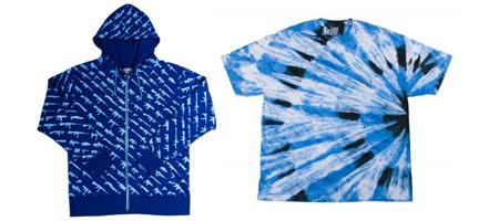 New Rogue Status Hoodie's & Tie Dye Tee's