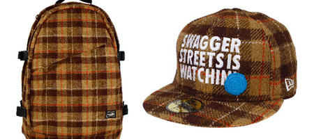Swagger x Porter/New Era Tweed Series