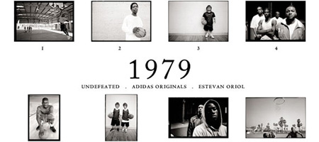 Undefeated x Adidas x Estevan Oriol 1979 Prints Available