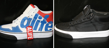 Alife NYC Spring/Summer '08 Footwear