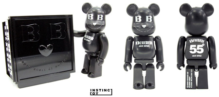 Babbi Bearbrick by Medicom Toy