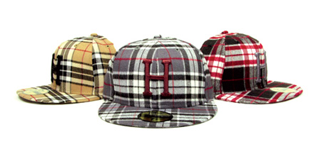 HUF Fitteds