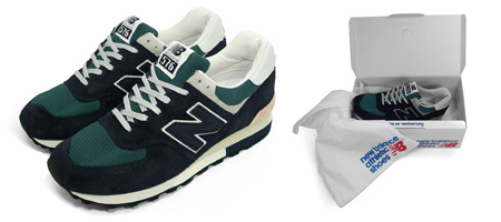 New Balance 20th Anniversary Edition 576