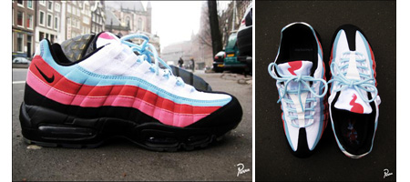 Nike x Parra Air Max 95 (Running Man Pack)