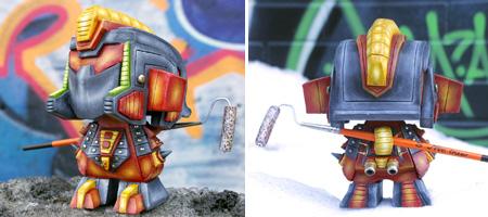 NVC - Mekakawa: The Roller Terminator