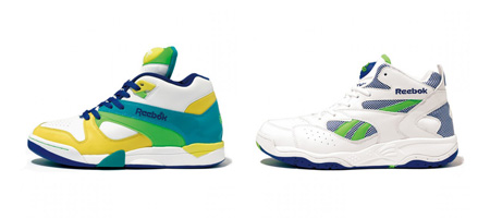 Reebok - Pump Bring Back Series