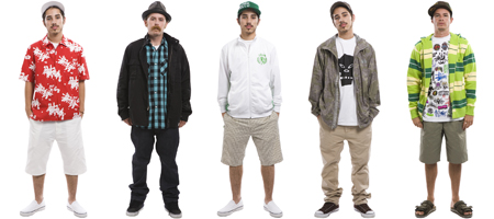 Stussy Spring Releases