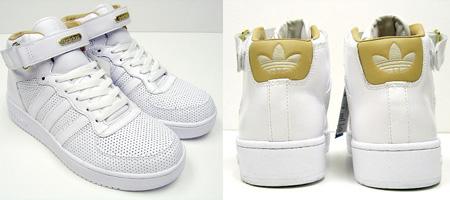 Adidas Forum ADV Mid - White Perf