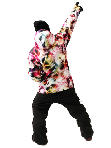 chuck burton jacket