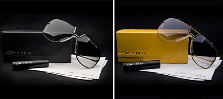Cazal x Dita Sunglasses
