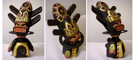 Jesse Hernandez - Custom Minigod
