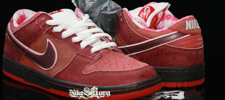 "Nike SB Dunk - ""Lobster"" Low"