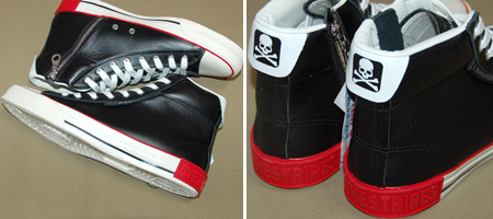 Over The Stripes x Mastermind Hi Top