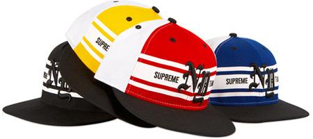 Supreme x New Era S|S '08 Fitteds