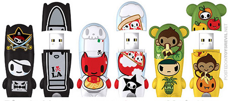 Tokidoki x Mimobot Collaboration